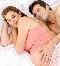 отказ от секса во время беременности