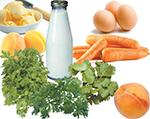 витамины при берменности