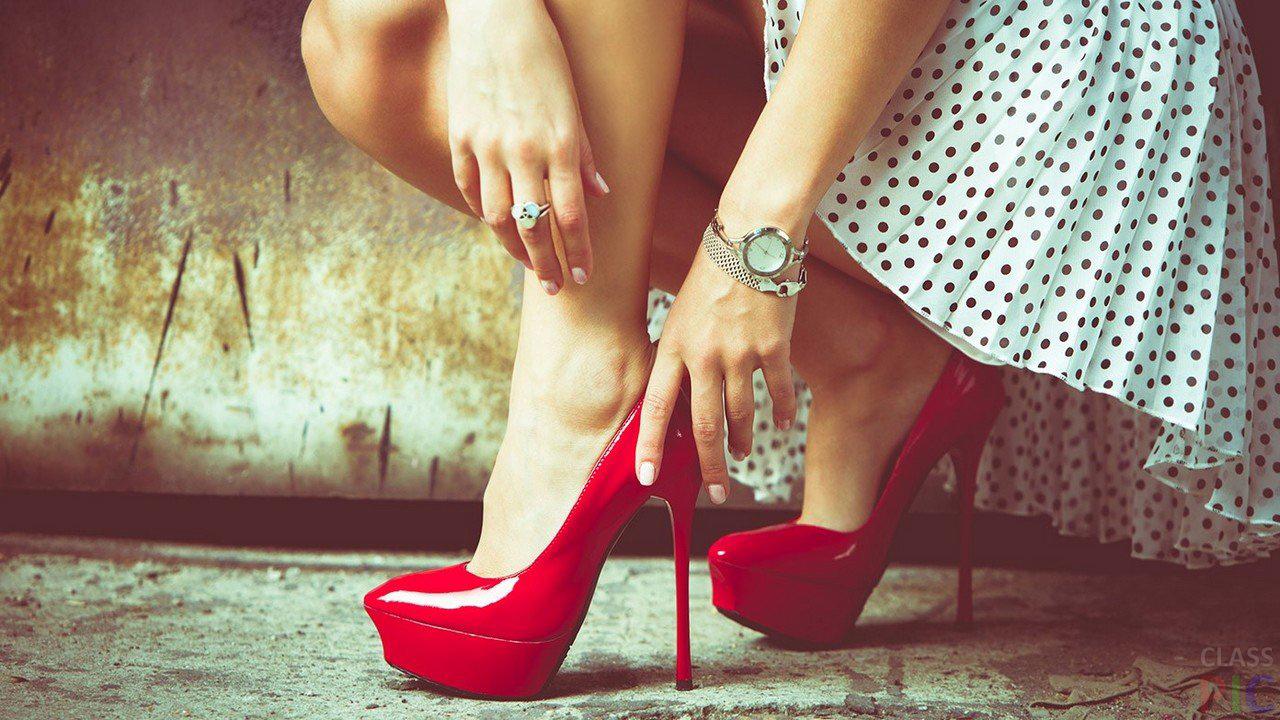 беременные, шпильки, туфли