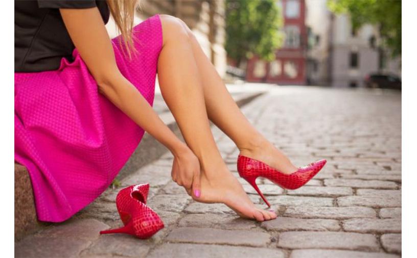 беременные, каблуки, больше от ношения обуви