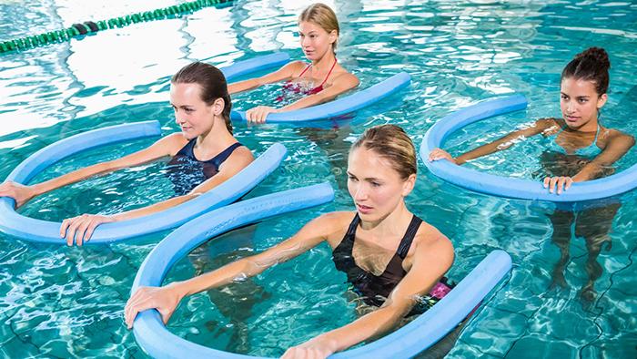 беременным можно ходить в бассейн