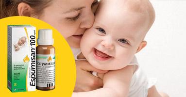Эспумизан L: инструкция по применению для новорожденных