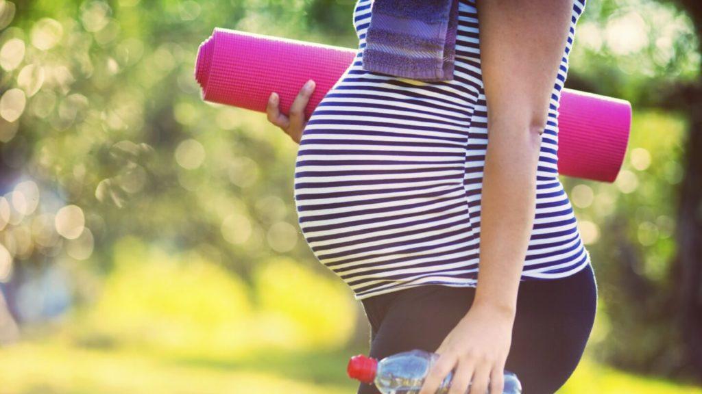 физическая активность при беременности