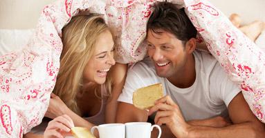 После родов: когда можно спать с мужем