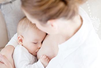 кормлению грудью малыша