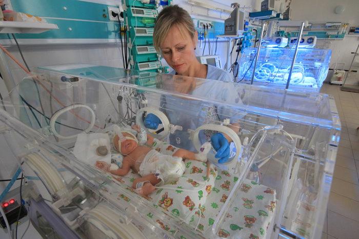 Кувез для новорожденных