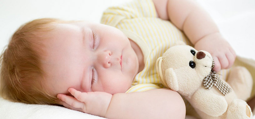 последствия бруксизма у малыша