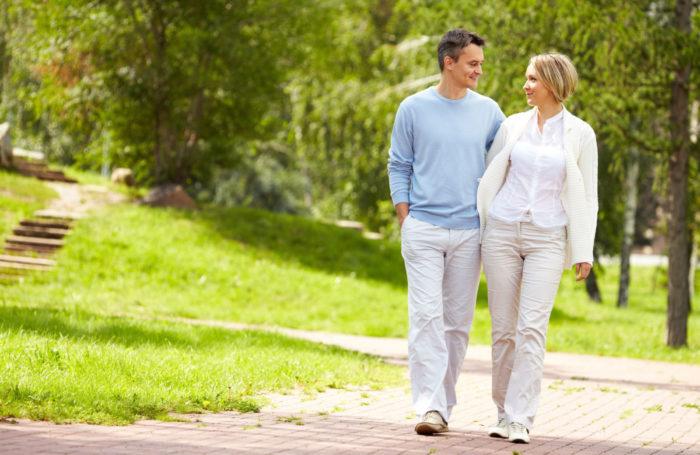 прогулки на природе при беременности